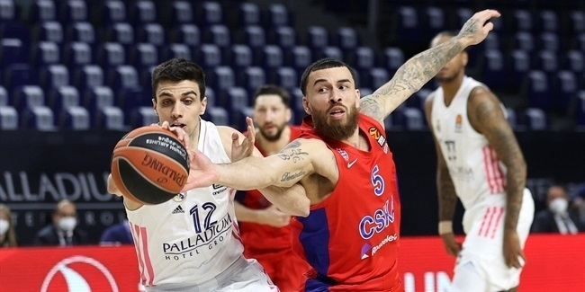 RS Round 30: Real Madrid vs. CSKA Moscow