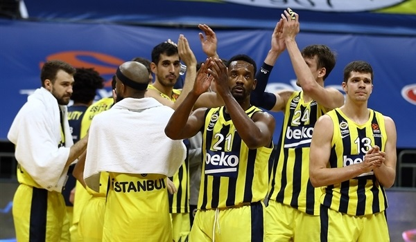Road to the Playoffs: Fenerbahce Beko Istanbul