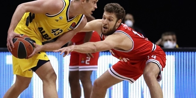 MVP of the Week: Sasha Vezenkov, Olympiacos Piraeus