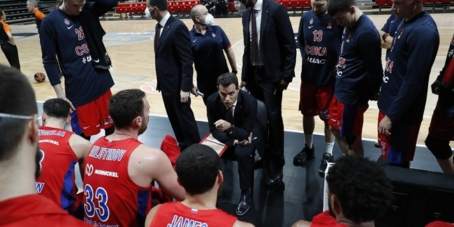 CSKA, Itoudis together until 2023!