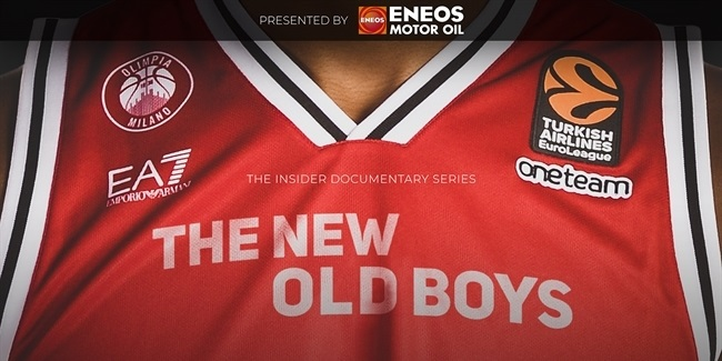 "Insider Documentary Series: ""The New Old Boys"" in Milan"