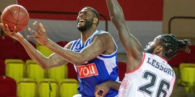 7DAYS EuroCup, Quarterfinals Game 1: AS Monaco vs. Buducnost VOLI Podgorica