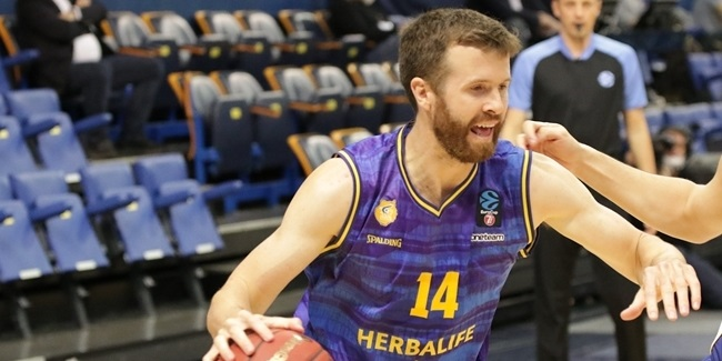 7DAYS EuroCup, Quarterfinals Game 1: Boulogne Metropolitans 92 vs. Herbalife Gran Canaria