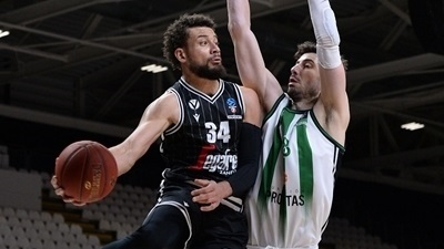 Kyle Weems, Virtus: 'It's all about winning'