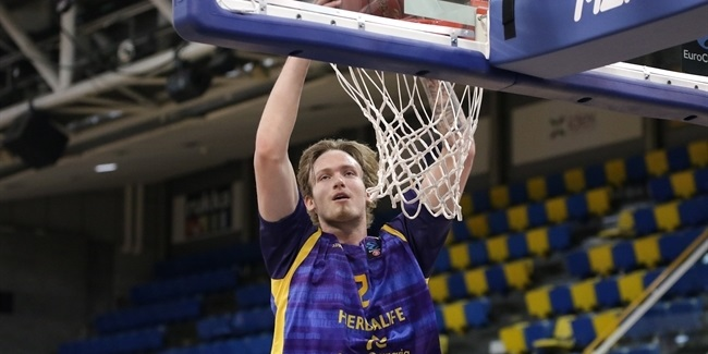 Reserves got the job done for Gran Canaria