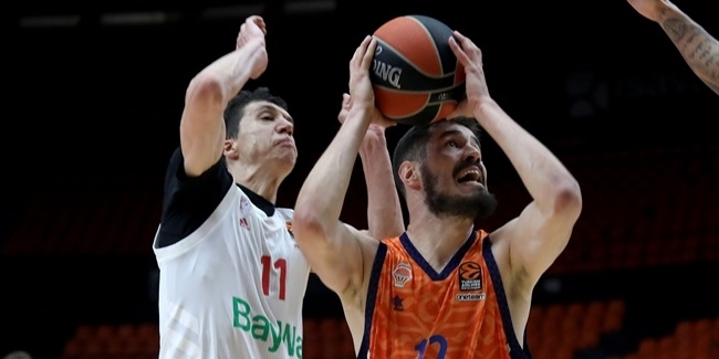 RS Round 31: Valencia Basket vs. FC Bayern Munich