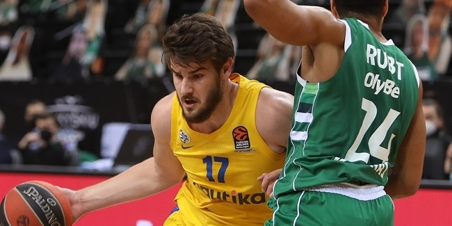 Bender, pride ended Maccabi's road woes