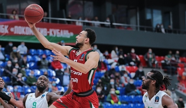 Nigel Williams-Goss, Lokomotiv: 'Just like a chess game'