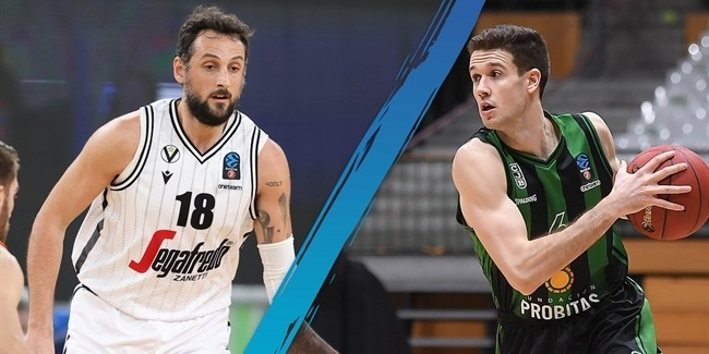 Head-to-head: Marco Belinelli vs. Xabi Lopez-Arostegui