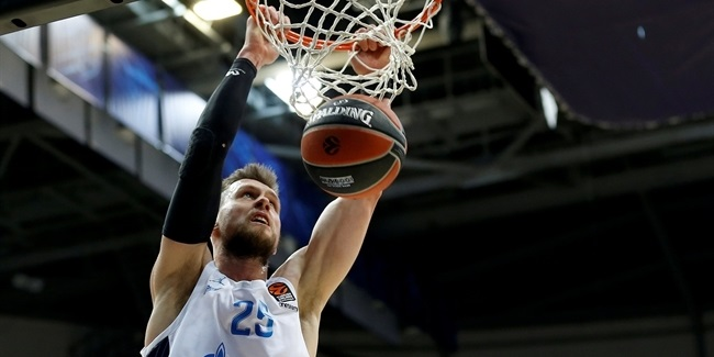 RS Round 31: Khimki Moscow Region vs. Zenit St Petersburg