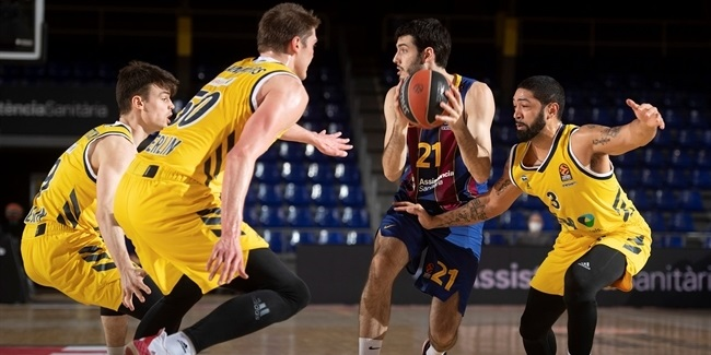 RS Round 31: FC Barcelona vs. ALBA Berlin