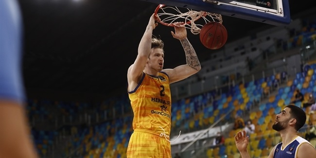 7DAYS EuroCup, Quarterfinals Game 2: Herbalife Gran Canaria vs. Boulogne Metropolitans 92