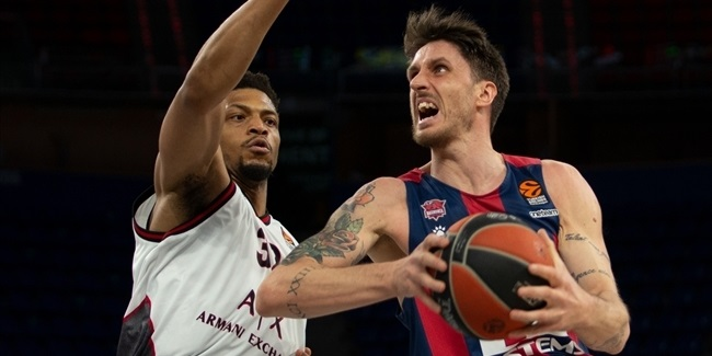 Baskonia made the playoffs race even tighter
