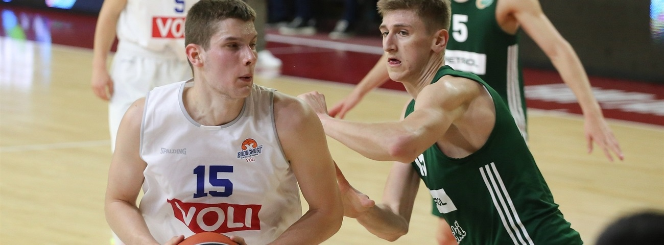 Buducost's Ivisic is excelling in Belgrade even without twin brother