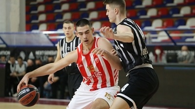 Zvevda avenges loss to Partizan, reaches first-place game