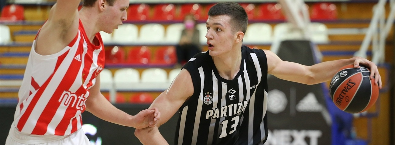 Partizan invests in future with Jovanovic