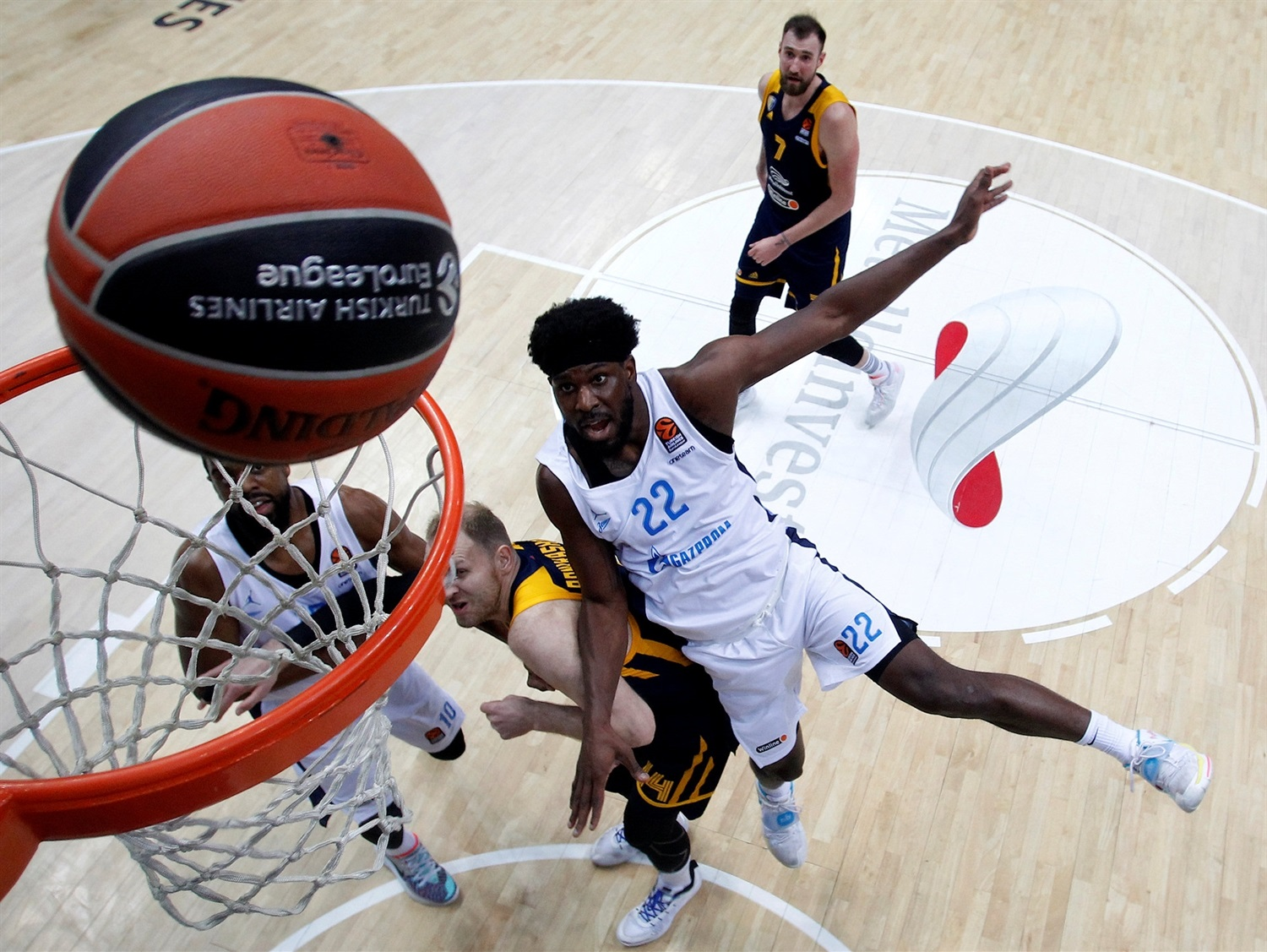Alex Poythress - Zenit St Petersburg - EB20
