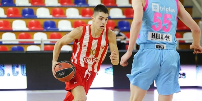 Saranovic hopes ANGT Finals can help forget painful loss