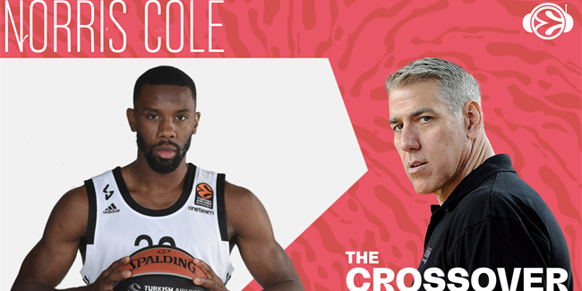 ASVEL's Norris Cole visits The Crossover