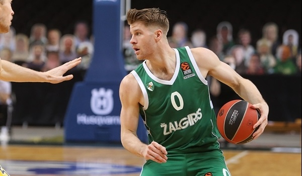 RS32 Report: Zalgiris eliminated despite win over ALBA
