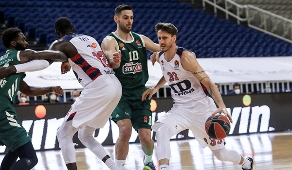 RS32 Report: Baskonia moves up with super shooting