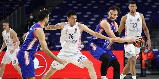 Impressive Efes got 'what it wanted' in Madrid
