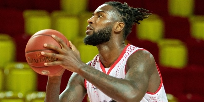 MVP of the Week: Mathias Lessort, AS Monaco
