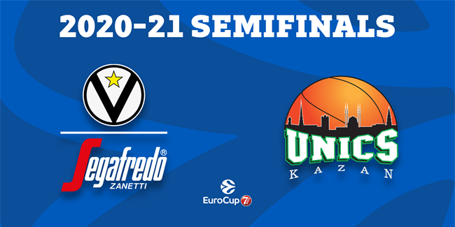 Semifinals Breakdown: Virtus vs UNICS