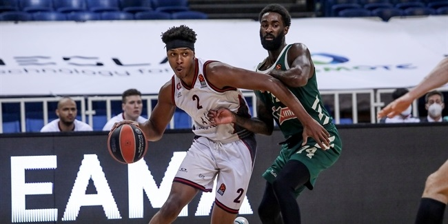 RS Round 33: Panathinaikos OPAP Athens vs. AX Armani Exchange Milan