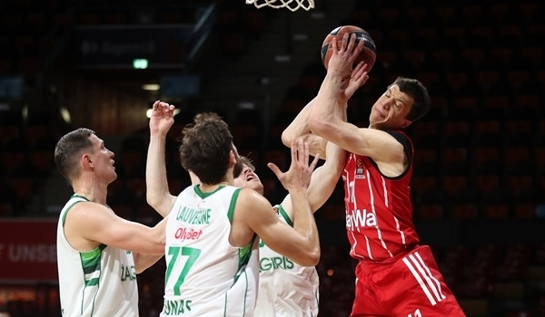 RS33 Report: Bayern edges Zalgiris to reach playoffs