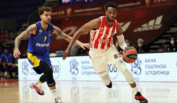 RS33 Report: Rebounding best helps Zvezda down Maccabi