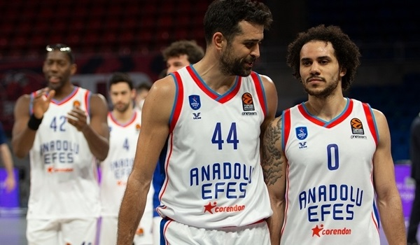 RS33 Report: Larkin leads Efes to record tally in Vitoria