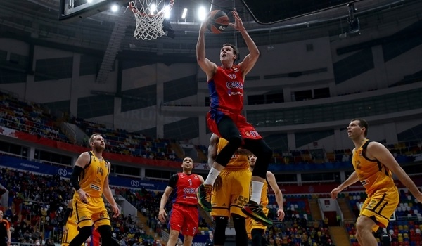 RS33 Report: CSKA breezes past Khimki to seal homecourt