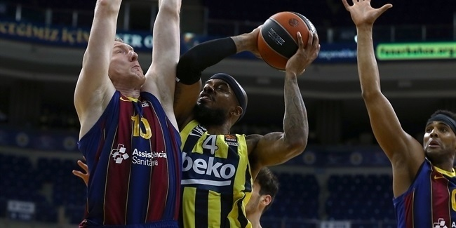 RS Round 33: Fenerbahce Beko Istanbul vs. FC Barcelona