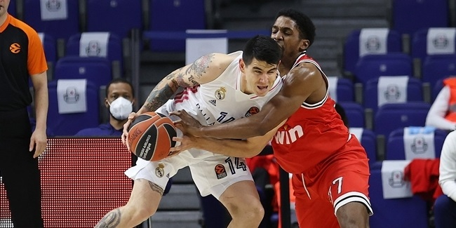 RS Round 33: Real Madrid vs. Olympiacos Piraeus