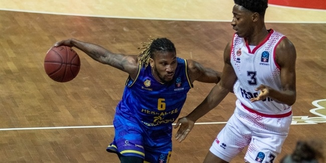 7DAYS EuroCup, Semifinals Game 1: AS Monaco vs. Herbalife Gran Canaria