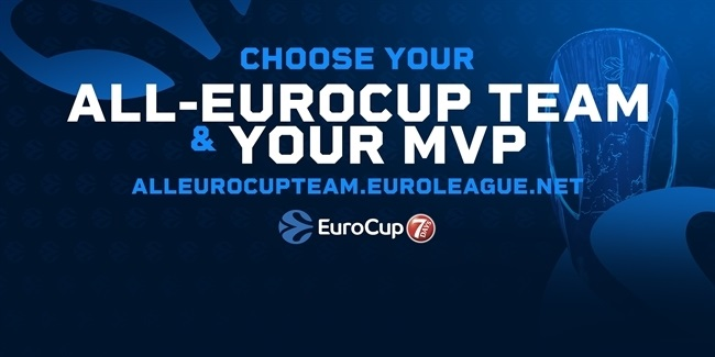 All-7DAYS EuroCup fan voting is open!