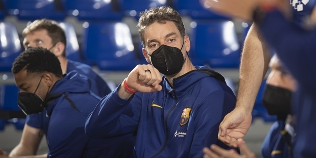 Did you know? Pau Gasol, FC Barcelona