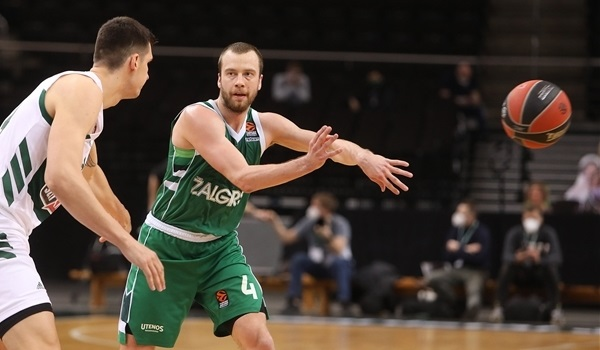 RS34 Report: Zalgiris finishes season with home win