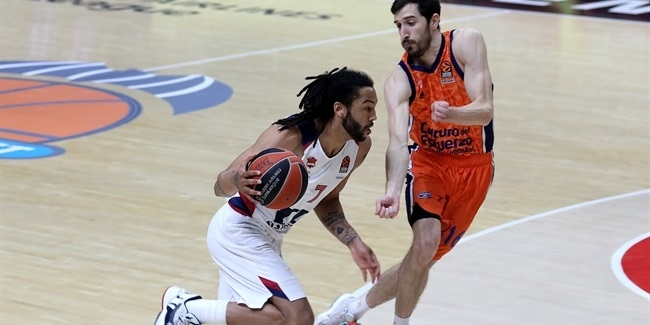RS Round 34: Valencia Basket vs. TD Systems Baskonia Vitoria-Gasteiz