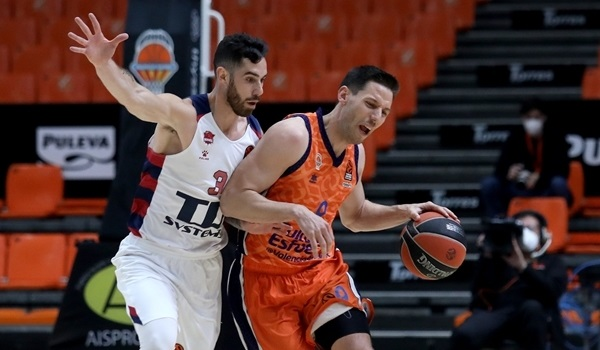 Sam Van Rossom, Valencia: 'We want to be up there'