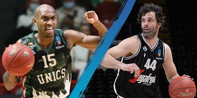 Head-to-head: Jamar Smith vs. Milos Teodosic