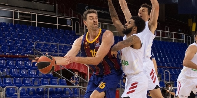 Gasol and the Euroleague reunited