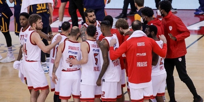2021-22 Games to Watch: Olympiacos