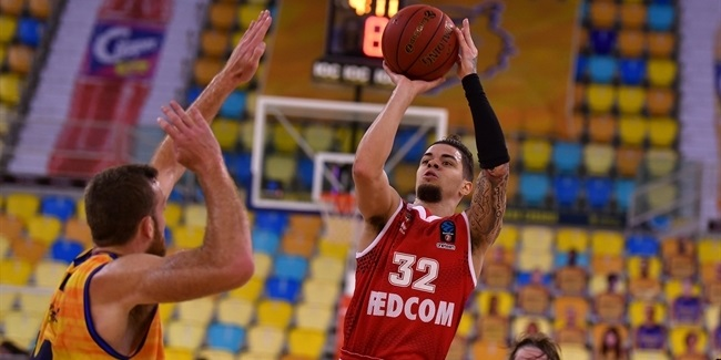 7DAYS EuroCup, Semifinals Game 2: Herbalife Gran Canaria vs. AS Monaco