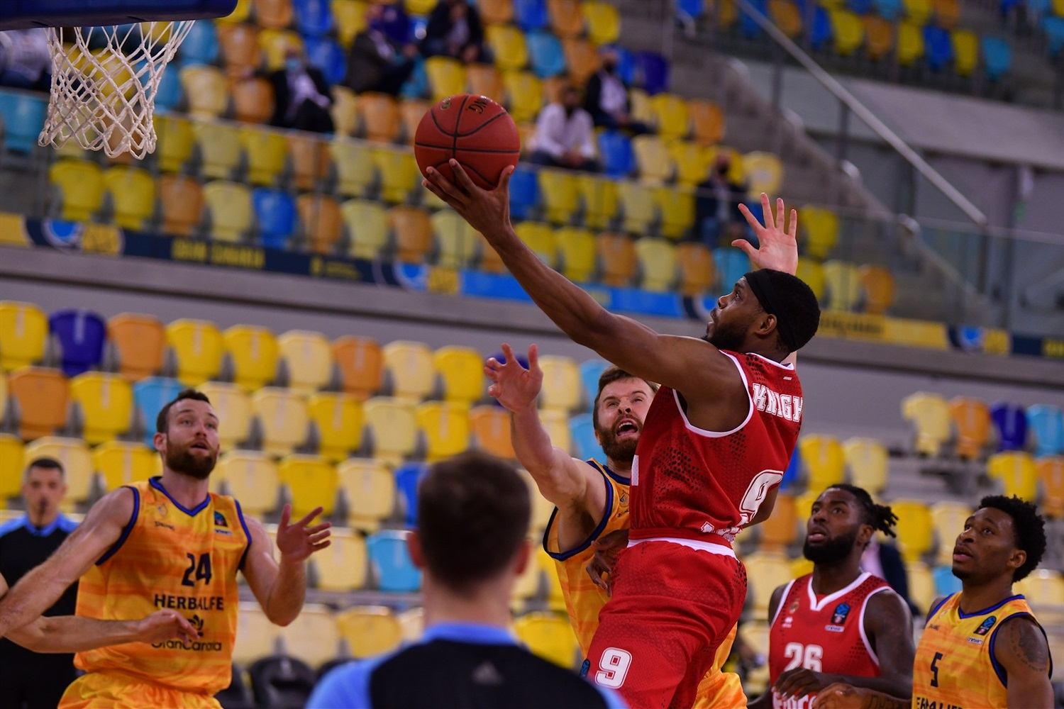 Marcos Knight - AS Monaco (photo Fernando Robledano - Gran Canaria) - EC20