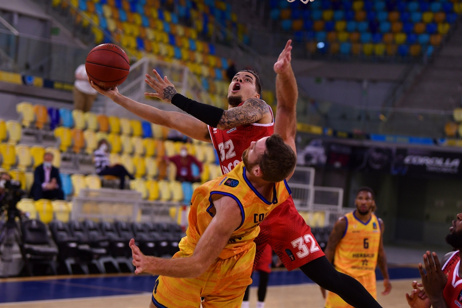 Rob Gray - AS Monaco (photo Fernando Robledano - Gran Canaria) - EC20