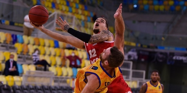 7DAYS EuroCup Semifinals MVP: Rob Gray of AS Monaco