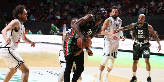 EuroLeague eligibility at stake for Virtus, UNICS in Game 3