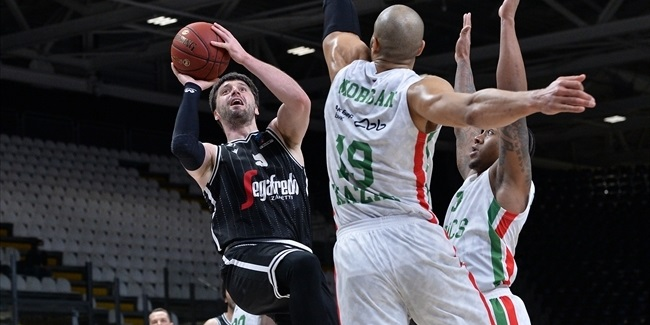 7DAYS EuroCup Semifinals, Game 3: Virtus Segafredo Bologna vs. UNICS Kazan